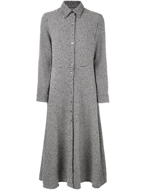 Ultràchic | Женское Чёрный Pied De Poule Dress