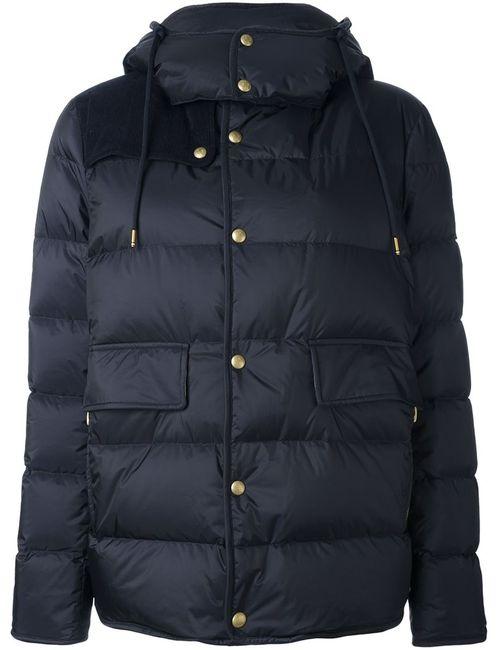 Moncler Gamme Bleu | Женское Синий Button Down Jacket