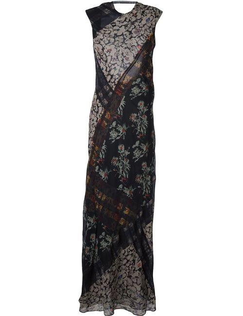 Etro | Женское Чёрное Платье Alice