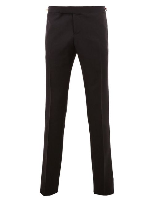 Thom Browne | Синий Side Tab Trousers