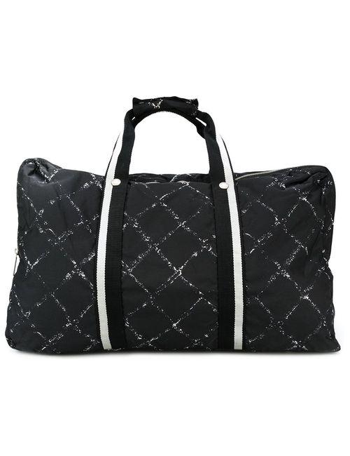 Chanel Vintage | Женская Чёрная Дорожная Сумка