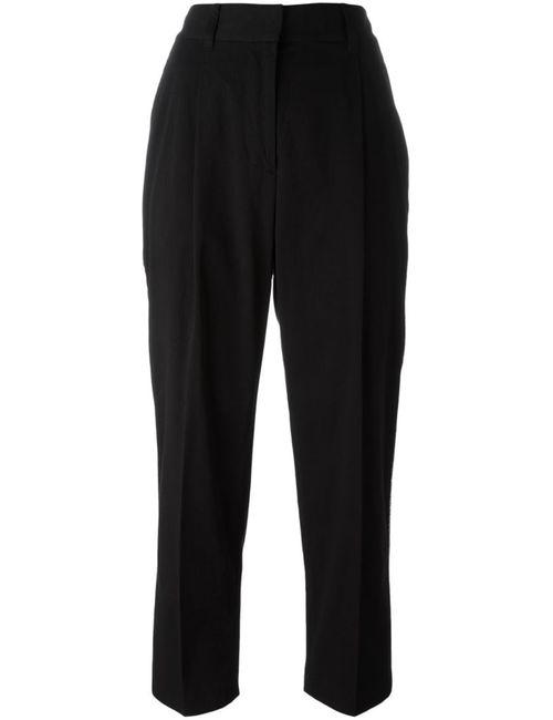 3.1 Phillip Lim | Чёрный Cropped Trousers