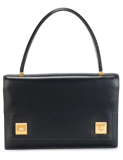 Hermès Vintage | Женское Синий Piano Tote