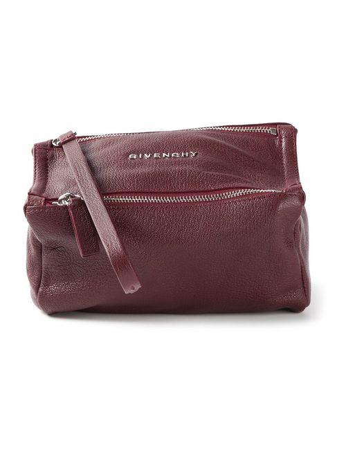 Givenchy | Красный Pandora Clutch