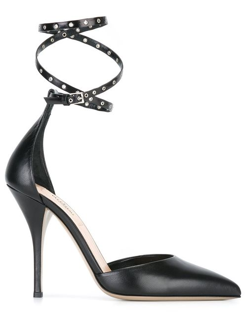 Valentino | Женское Чёрный Love Latch Pumps