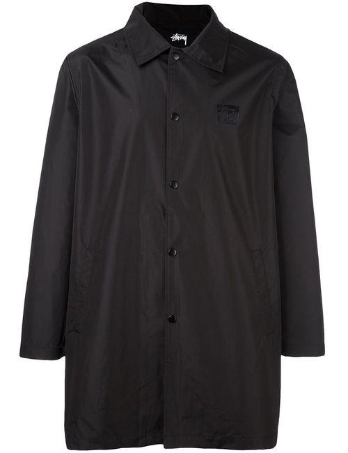 Stussy | Мужское Чёрный Long Coach Jacket