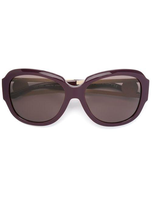 Versace | Женские Розовые Солнцезащитные Очки