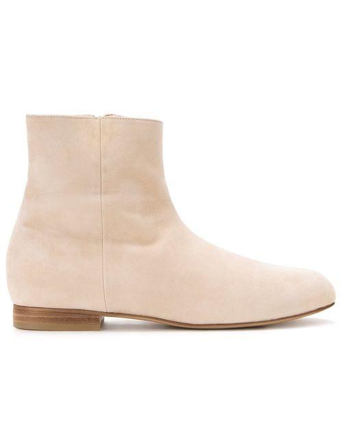ASTRAET | Женские Коричневые Ботинки По Щиколотку As Nubuck