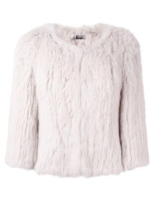 Yves Salomon | Женская Укорчоенная Куртка