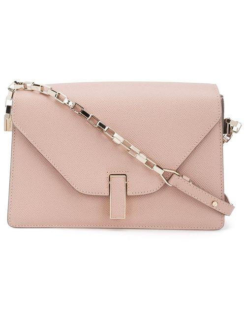 Valextra | Розовый Chain Strap Shoulder Bag