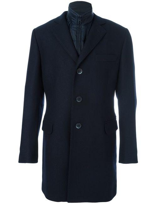 Fay | Мужское Синий Layered Padded Coat