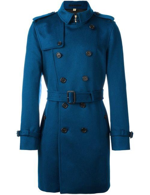 Burberry | Мужское Синий Classic Trench Coat