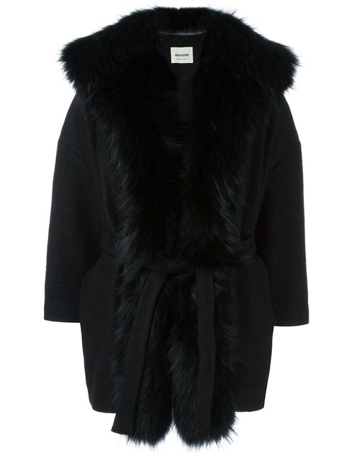 AVA ADORE | Женское Чёрный Belted Short Coat