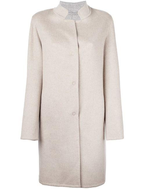 Liska | Женское Nude & Neutrals Cashmere Single Breasted Coat