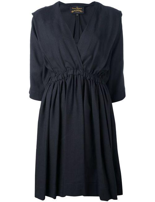 Vivienne Westwood Anglomania | Женское Серый V-Neck Dress
