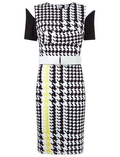 GLORIA COELHO | Женское Белый Panelled Dress