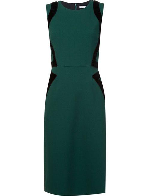 Altuzarra   Женское Зелёный Sheath Dress
