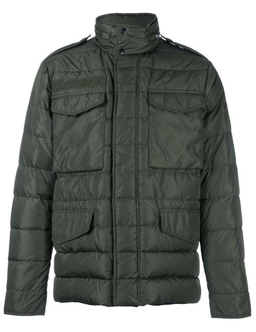 Moncler | Мужское Зелёный Zacarie Padded Jacket
