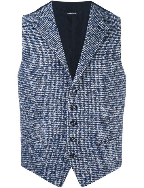 Tagliatore | Мужское Синий Classic Waistcoat