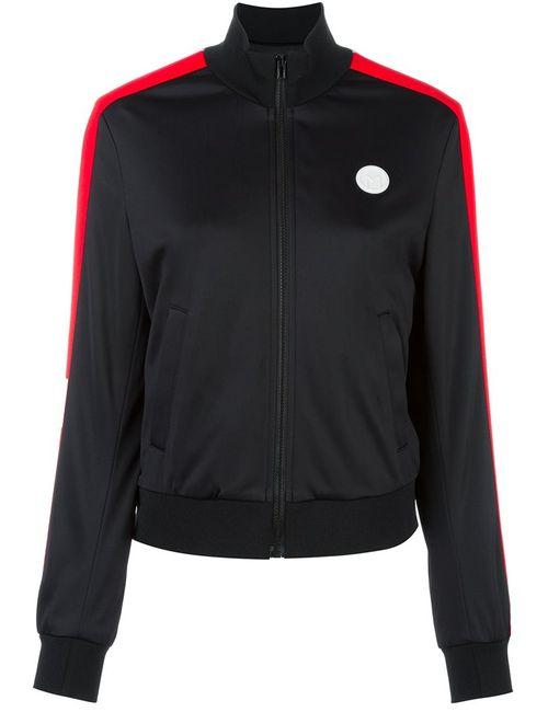 MSGM | Женская Черный Куртка-Бомбер С Логотипом