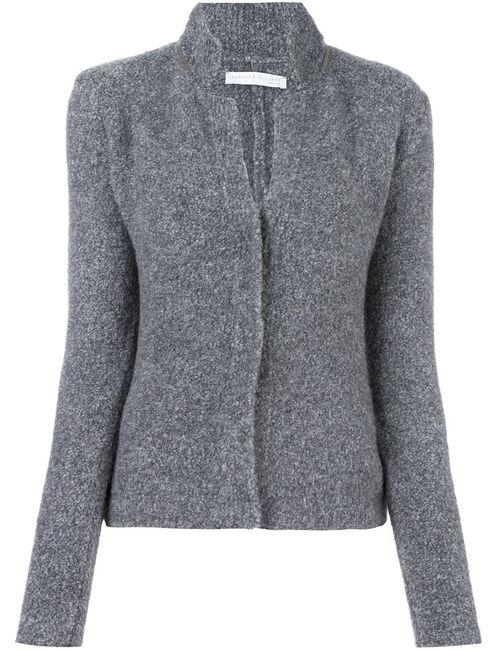 Fabiana Filippi | Женское Серый Collar Detail Cardigan
