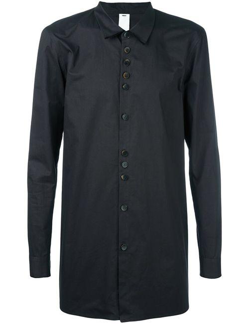 Damir Doma | Мужское Серый Classic Shirt