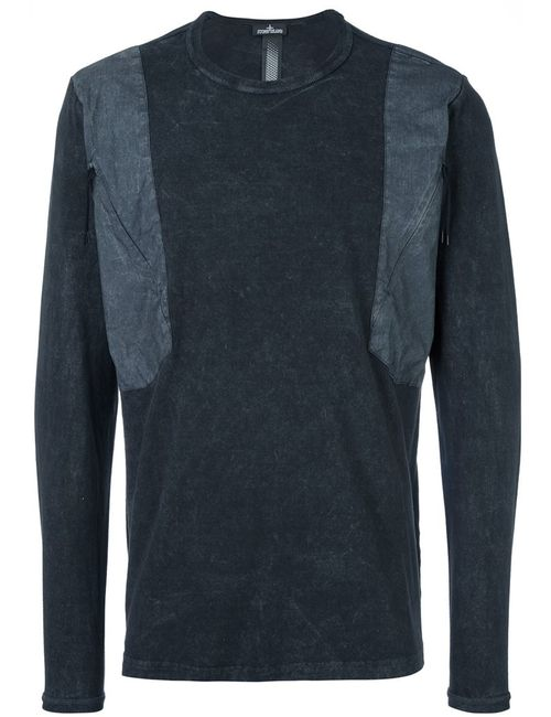 STONE ISLAND SHADOW PROJECT | Мужское Серый Shoulders Detailed Pullover