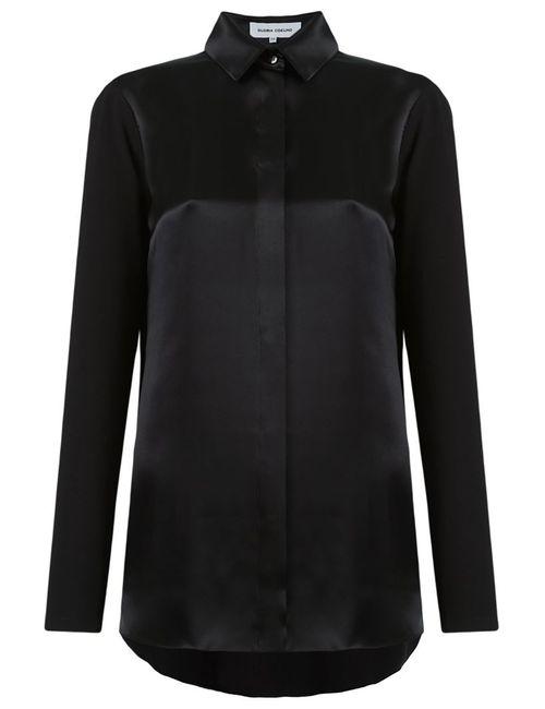 GLORIA COELHO | Женское Черный Panel Shirt