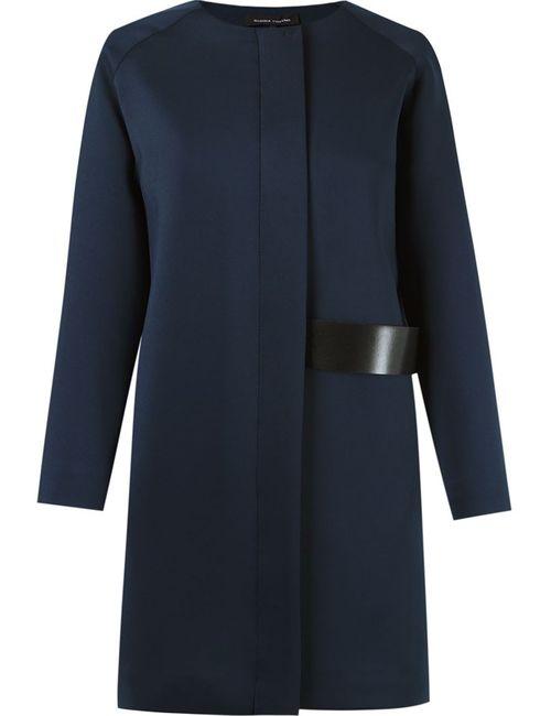 GLORIA COELHO | Женское Синий Oversized Coat