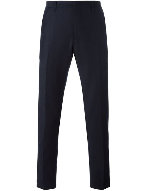 Lanvin | Синий Tailored Slim Fit Trousers