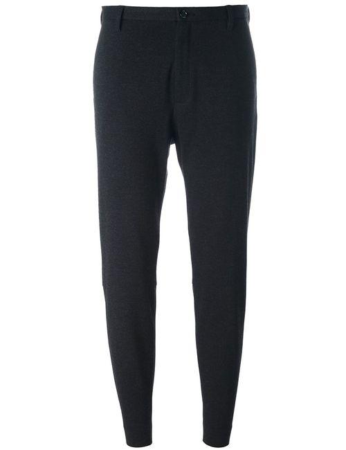 Hope | Черный Slim-Fit Cropped Trousers