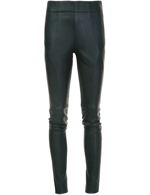 Zero + Maria Cornejo | Чёрный Stitch Detailing Leggings