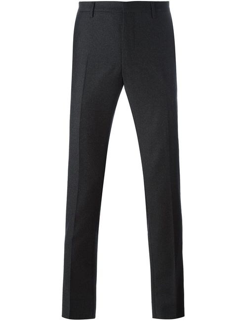 Lanvin | Серый Tailored Slim Fit Trousers