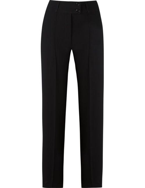 GLORIA COELHO | Белый Straight Leg Trousers