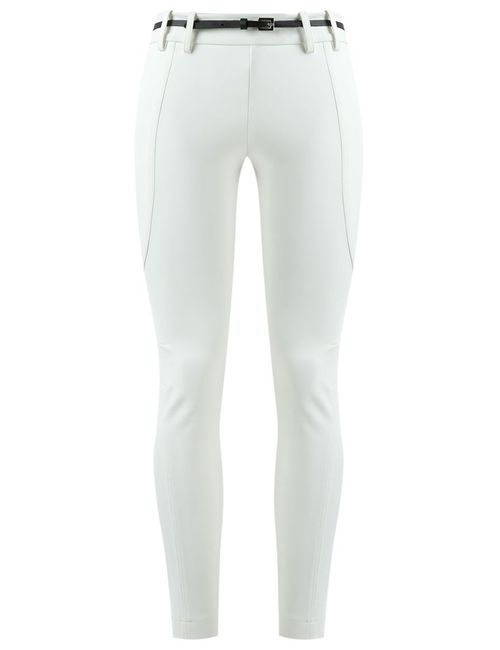 GLORIA COELHO | Белый Panelled Skinny Trousers