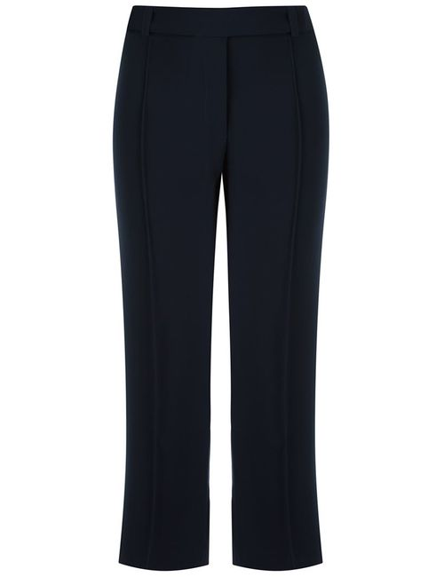 GLORIA COELHO | Синий Cropped Trousers
