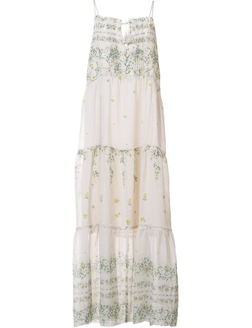 Sea | Женское Nude & Neutrals Print Long Dress
