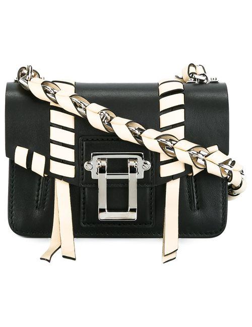 Proenza Schouler | Чёрный Hava Whipstitch Crossbody Bag