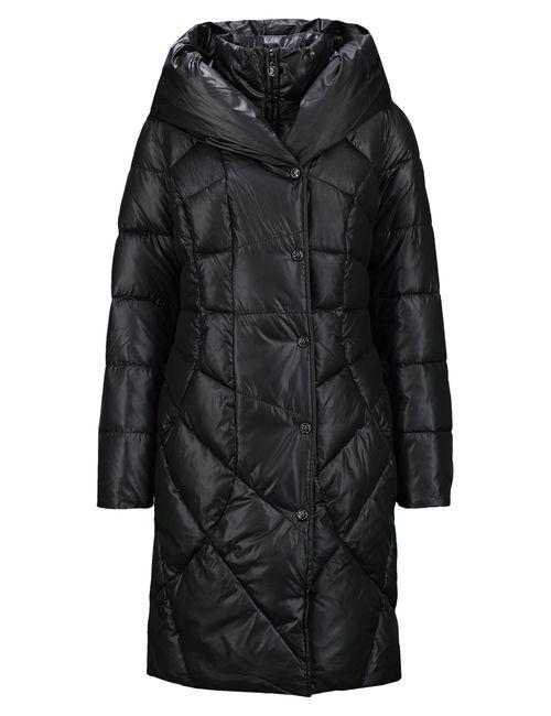 Finn Flare | Женское Черный Пальто Женское Finn-Flare