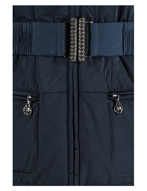 Finn Flare | Женская Синяя Куртка Женская