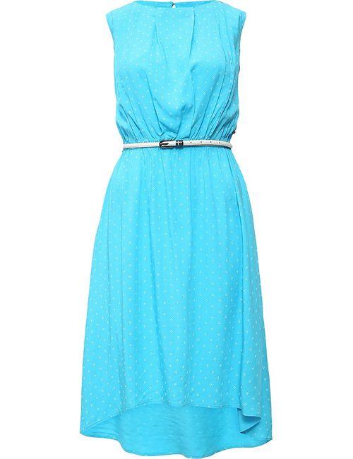 Finn Flare | Женское Turquoise Платье Женское Finn-Flare