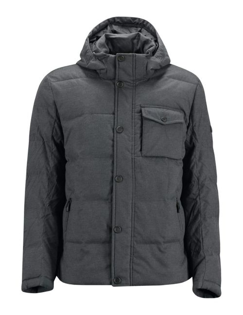Finn Flare | Мужская Серая Куртка Мужская Finn-Flare