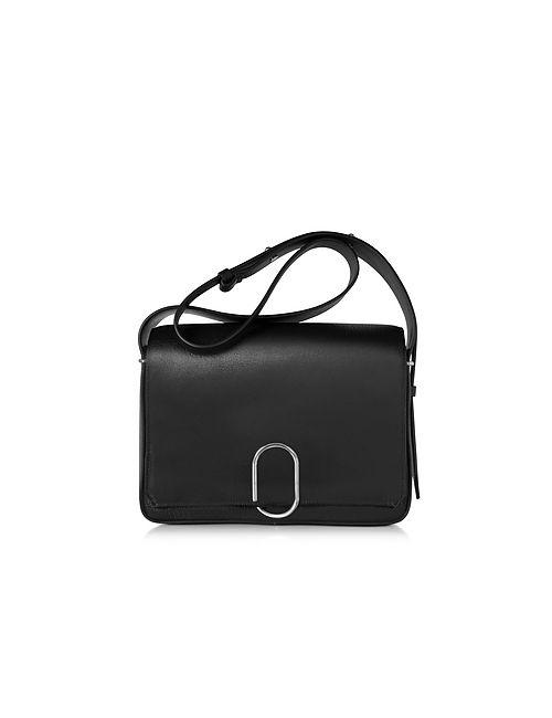 3.1 Phillip Lim | Чёрный Alix Flap Shoulder Bag