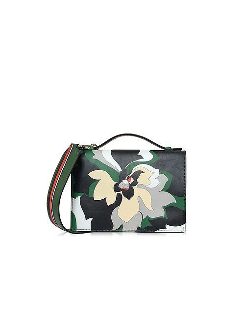 Emilio Pucci | Многоцветный Leather Shoulder Bag