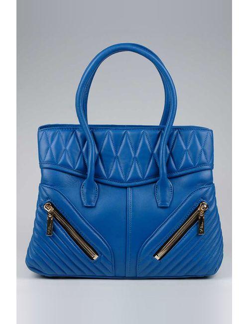 Piero | Женская Синяя Сумка