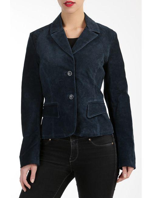 L.Y.N.N By Carla Ferreri | Женская Синяя Куртка