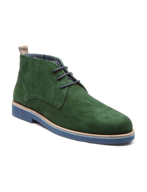 ORTIZ REED | Мужские Зелёные Туфли