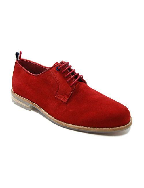 ORTIZ REED | Мужские Красные Туфли