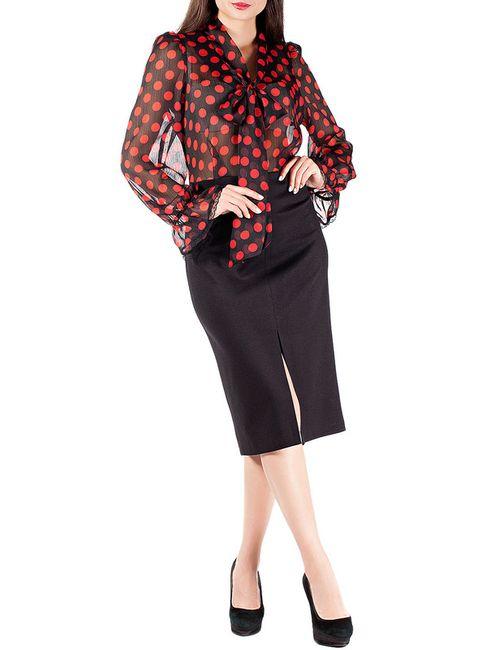 Mannon | Женское Красное Платье