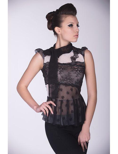 Arefeva | Женская Черный Блуза